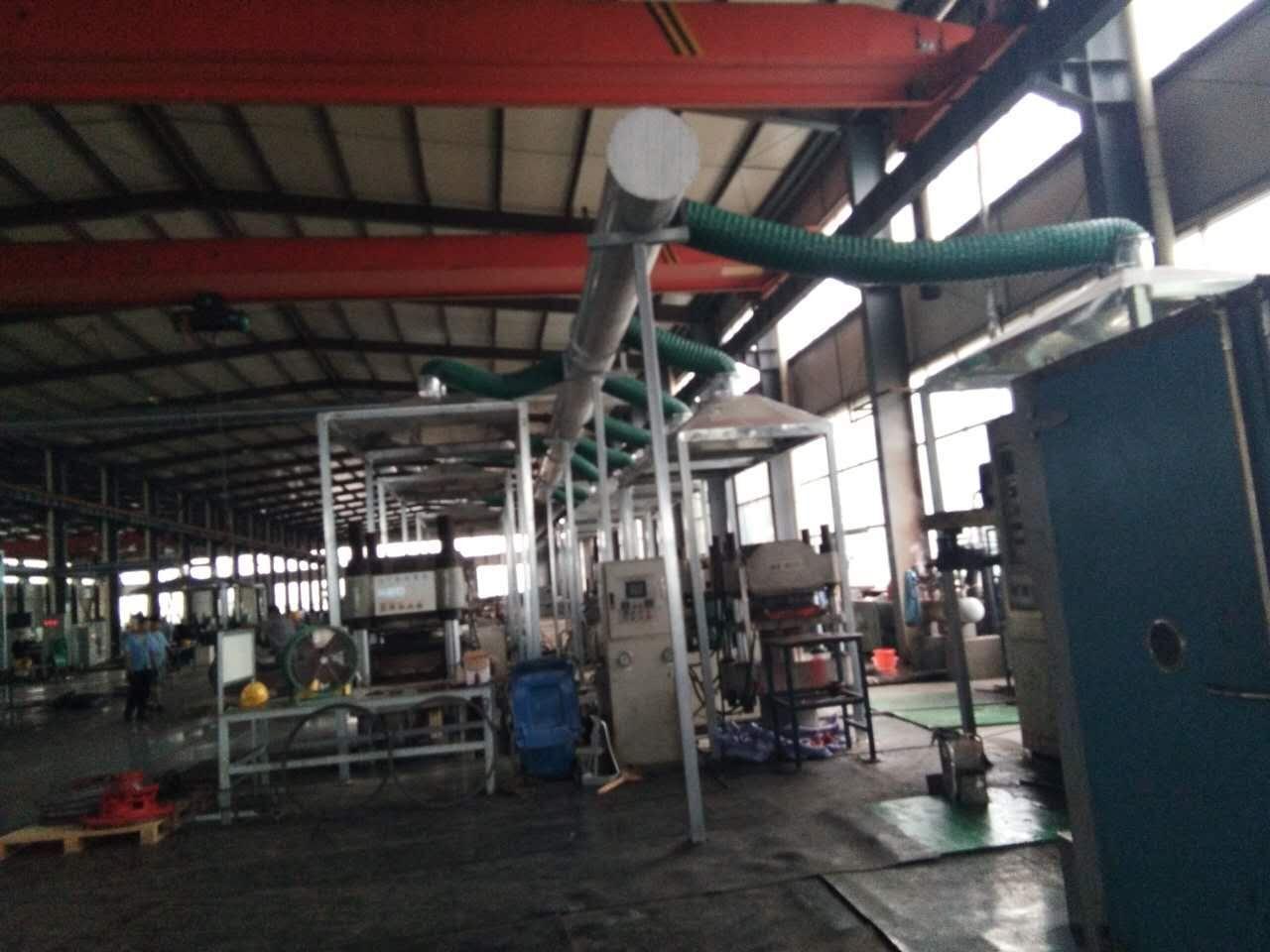 硫化废气处理设备