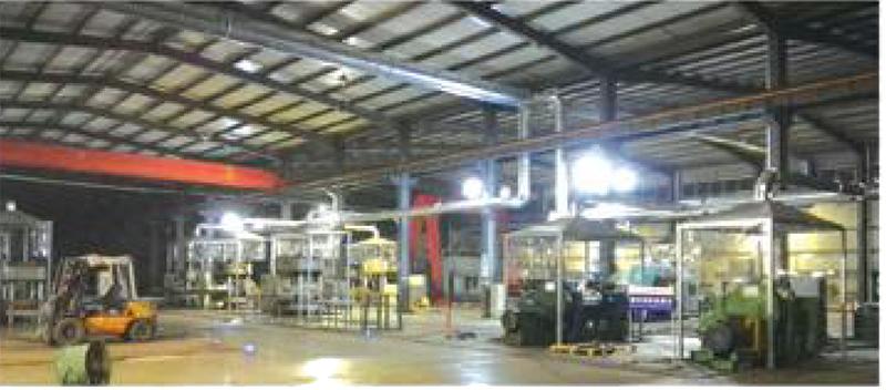 硫化废气设备